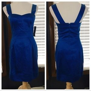 French Connection Cobalt Blue Potter Dress size 6